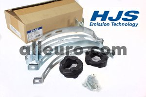 HJS Emission Technology Exhaust Kit 18219325867 - EXHAUST MOUNTING KIT-325e 86-87  BMW