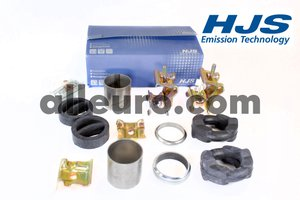 HJS Emission Technology Exhaust Kit 18219525915 - EXHAUST MOUNTING KIT-525i m50 90-  BMW