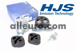 HJS Emission Technology Exhaust Kit 2104920098 - EXHAUST MOUNTING KIT  e300d -97 MERCEDES