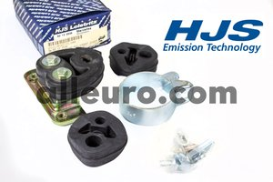 HJS Emission Technology Exhaust Kit 2104920198 - EXHAUST MOUNTING KIT  98-99 e300D MERCEDES