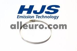 HJS Emission Technology Hose Clamp HC100-125 - HOSE CLAMP 100-125mm