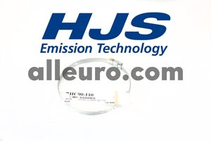 HJS Emission Technology Hose Clamp HC90-110 - LARGE HOSE CLAMP 90-110MM