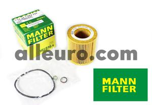 MANN FILTER Engine Oil Filter 11427953129