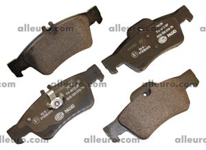 Hella Pagid Rear Disc Brake Pad Set 0064200120