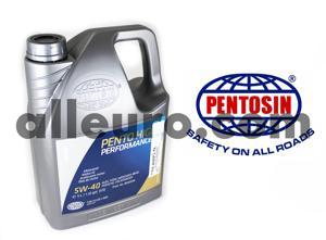 Pentosin Engine Oil 5W40HP2-5L - SYNT 5W40 HP2 5L