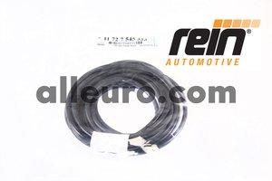 CRP Bulk Hose 11727545323 - 5 Meter Black Vacuum Hose 4mm I.D. silicone