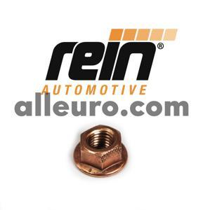 CRP Exhaust Nut 18307620549 - COPPER EXHAUST NUT 8MM W/FLANGE 12mm head