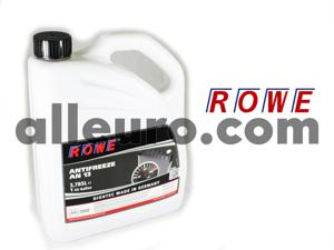ROWE Engine Coolant / Antifreeze 21065-418-03 - G13 1G coolant