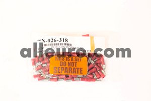 Shop Supply Electrical Connector N-026-318 - ELECTRICAL TERMINAL PUSH-ON CONNECTOR