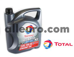 Total Oil 5 Quart Jug 184953 - 5W30 Ineo 5q.Oil