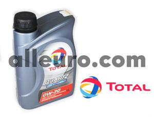 Total Engine Oil 186931 - 0W30 Synthetic L