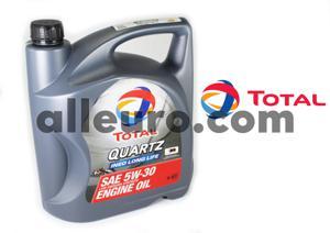 Total Oil 5 Quart Jug 188058 - 5W30 Syn. 5q.Oil