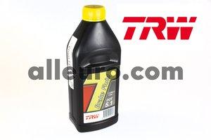 TRW Brake Fluid BRAKEFLUIDDT5 - 5 Liter Jug Dot 5 Brake Fluid