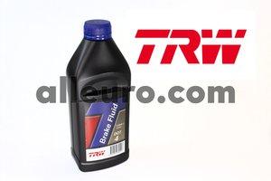 TRW Brake Fluid PFB401 - BRK FLUID DT4 1L
