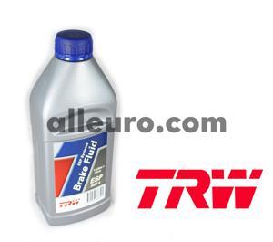 TRW Brake Fluid PFB440 - 1 Liter TRW Dot 4 ESP Brake Fluid