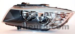 Valeo Front Left Headlight Assembly 63117202577