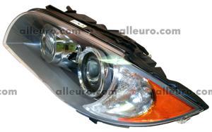 Valeo Front Left Headlight Assembly 63127164931