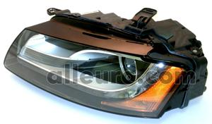 Valeo Front Left Headlight Assembly 8T0941029AM