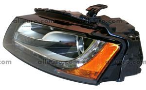 Valeo Front Left Headlight Assembly 8T0941029AQ