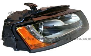 Valeo Front Right Headlight Assembly 8T0941030AQ